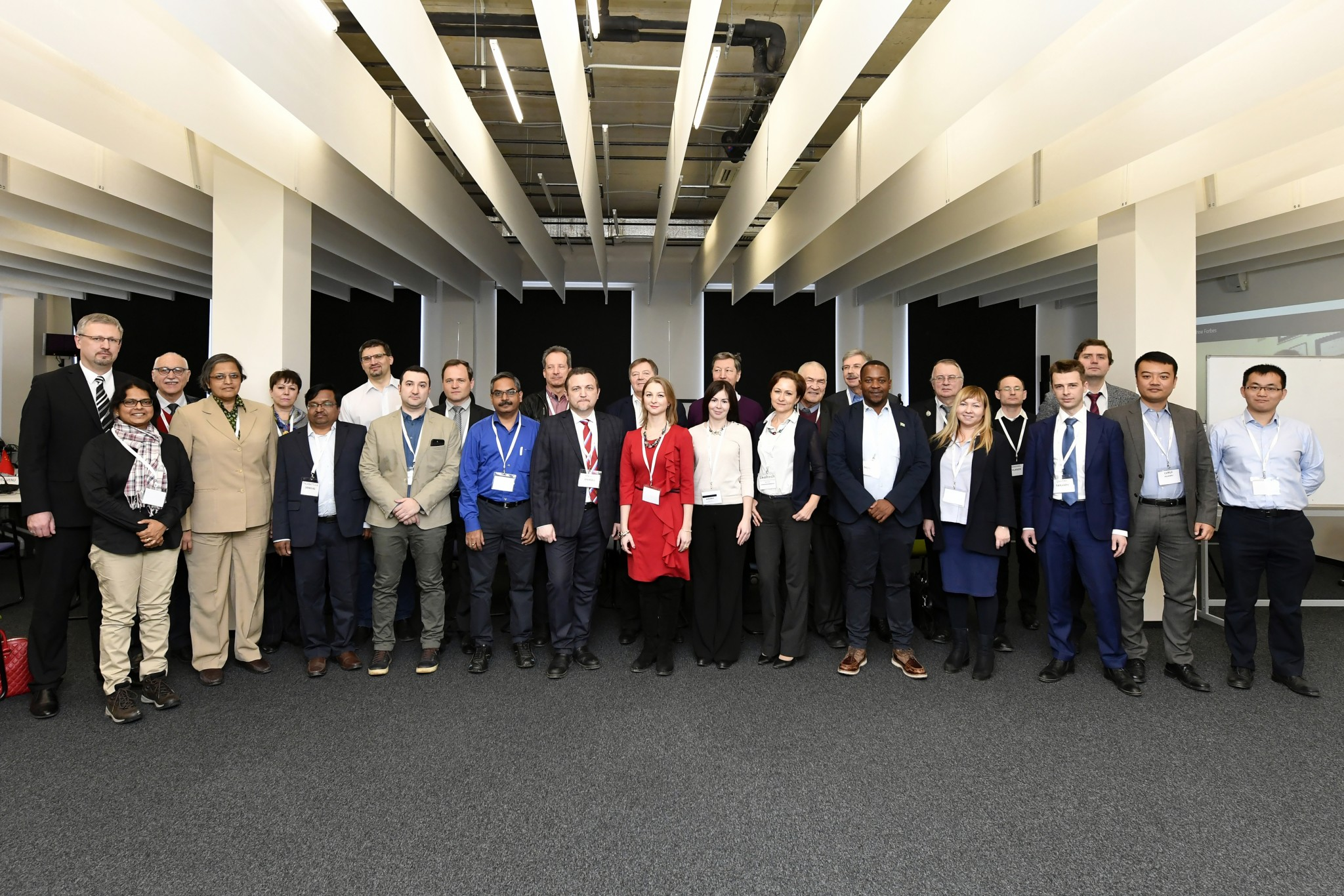 BRICS participants